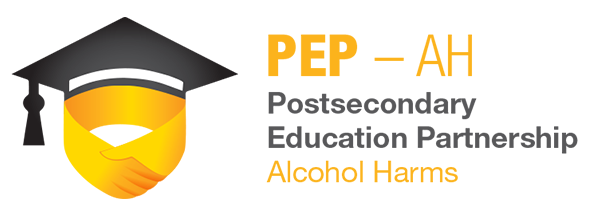 The Postsecondary Education Partnership — Alcohol Harms